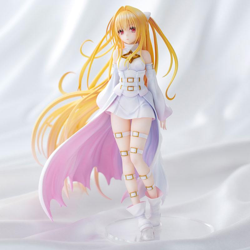 To Love-Ru Darkness Golden Darkness White Trans ver. Complete Figure 15