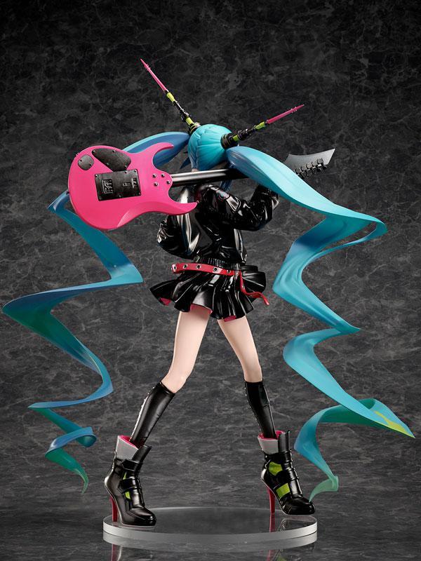 Hatsune Miku LAM Rock Singer Ver. 1/7 Complete Figure