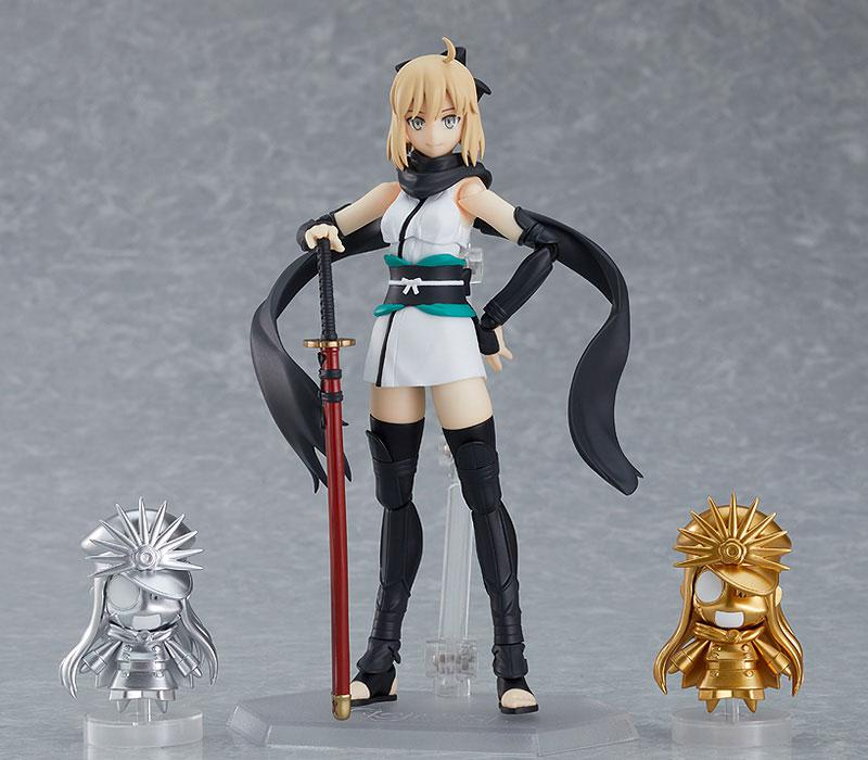 figma Fate/Grand Order Saber/Souji Okita
