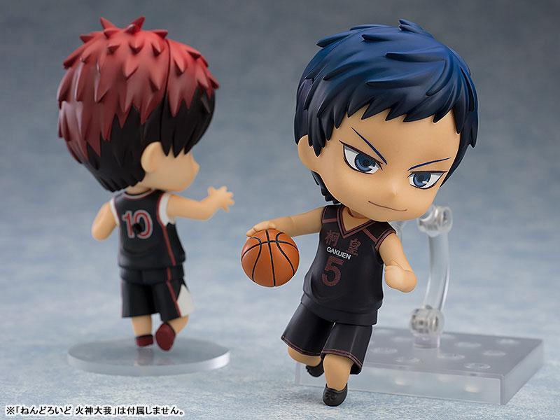 [Bonus] Nendoroid Kuroko's Basketball Daiki Aomine 5