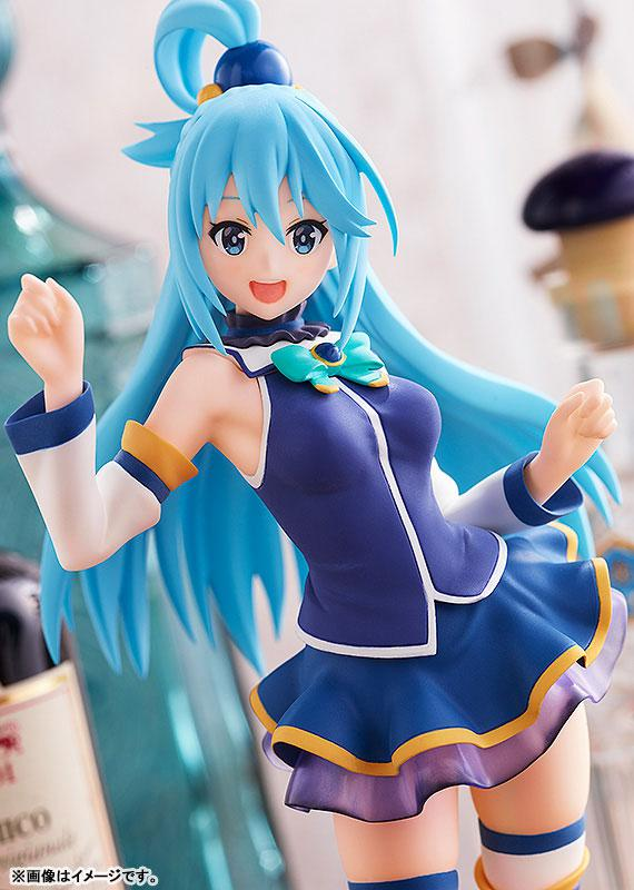 POP UP PARADE Movie KonoSuba: God's Blessing on this Wonderful World! Kurenai Densetsu Aqua Complete Figure