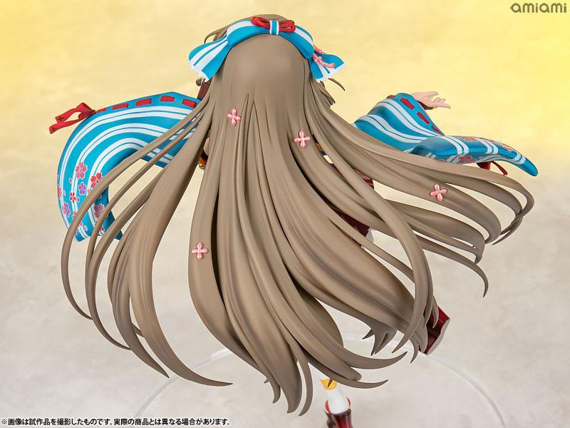 THE IDOLM@STER Cinderella Girls Yoshino Yorita Wadatsumi no Michibikite Ver. 1/7 Complete Figure 11