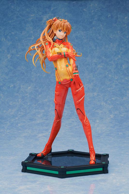 Evangelion: 2.0 You Can Asuka Langley Shikinami Test Plug Suit Ver. 1/4 Complete Figure product