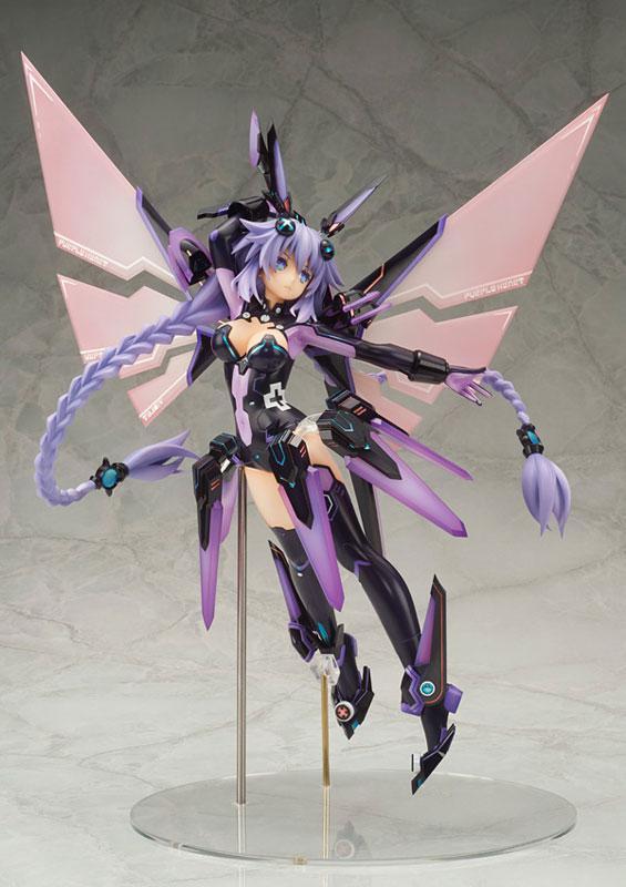 Hyperdimension Neptunia Purple Heart 1/7 Complete Figure