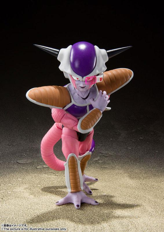 "S.H.Figuarts Frieza First Form & Frieza's Hover Pod ""Dragon Ball Z"" product"