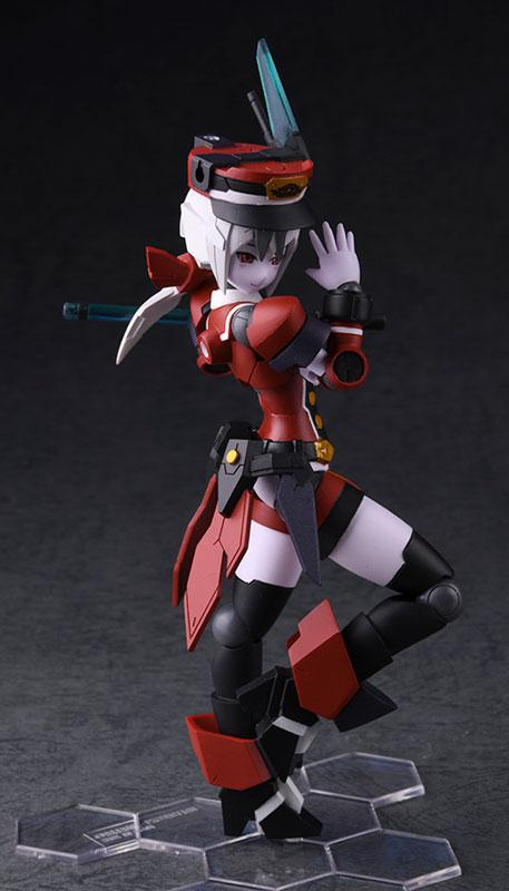Polynian Ivy Complete Model Action Figure