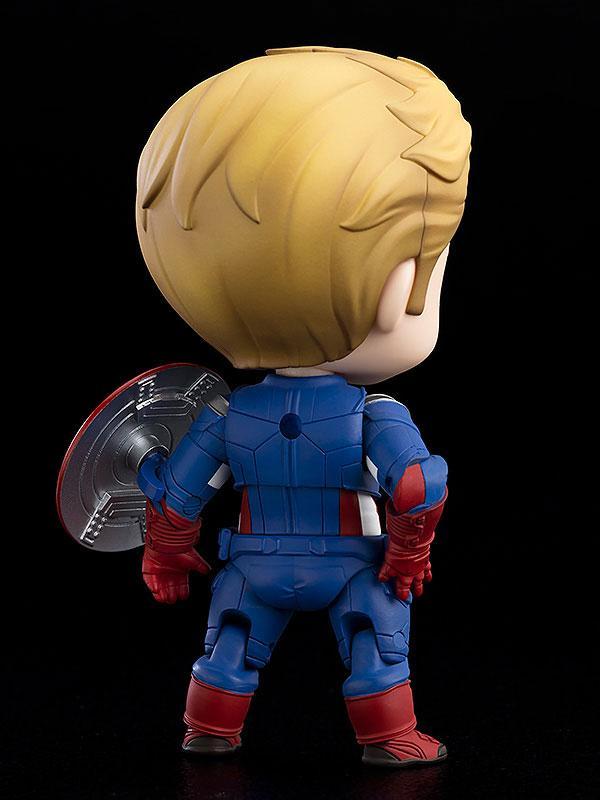 Nendoroid Avengers: Endgame Captain America Endgame Edition DX Ver. 6