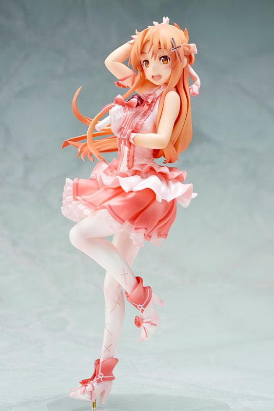 "Sword Art Online Asuna ""The Flash"" Idol in Aincrad Ver. 1/8 Complete Figure main"