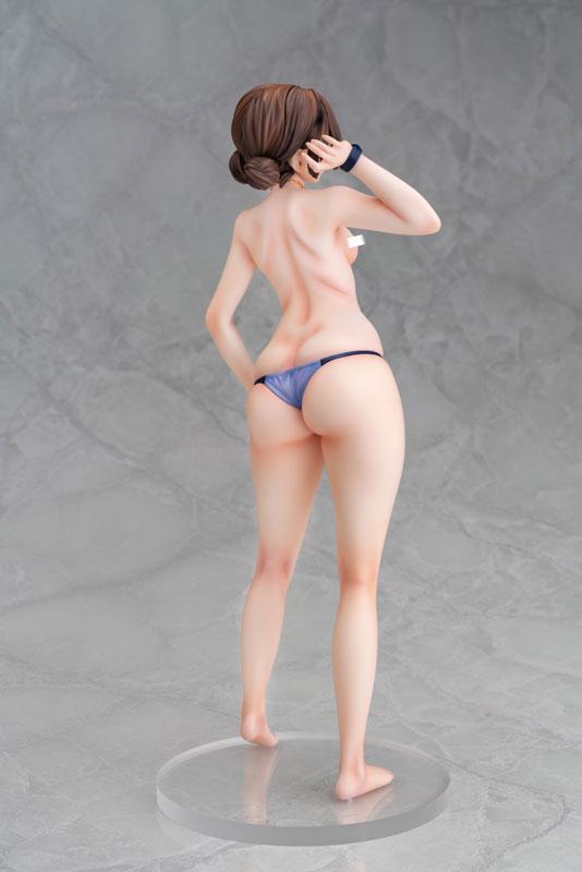 Kishi Mieko Eigyousaki de Muchitto Kaisuiyoku ver. 1/6 Complete Figure