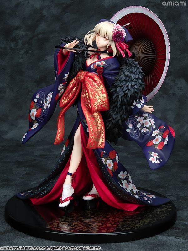 KDcolle Movie Fate/stay night [Heaven's Feel] Saber Alter Kimono Ver. 1/7 Complete Figure product