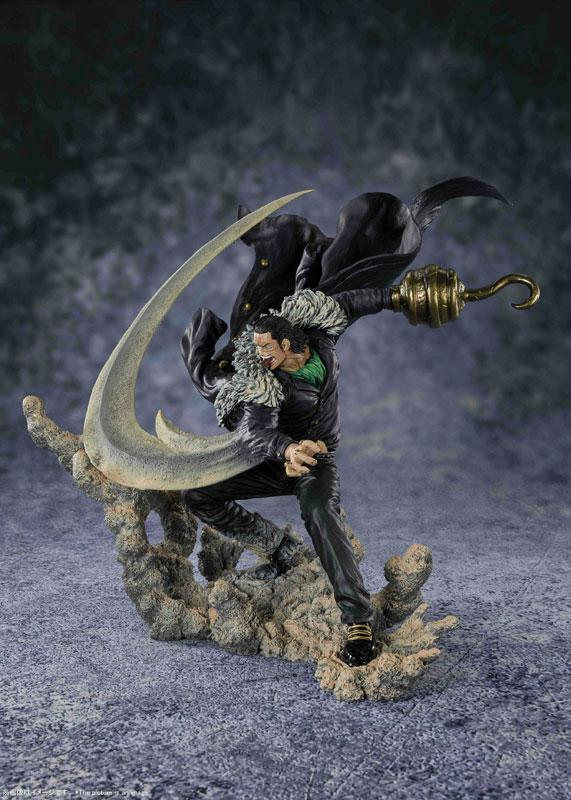 "Figuarts ZERO [EXTRA BATTLE] Sir Crocodile -Choujou Kessen- ""ONE PIECE"" 1"