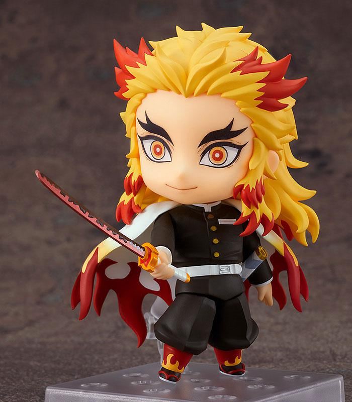 Nendoroid Demon Slayer: Kimetsu no Yaiba Kyojuro Rengoku product