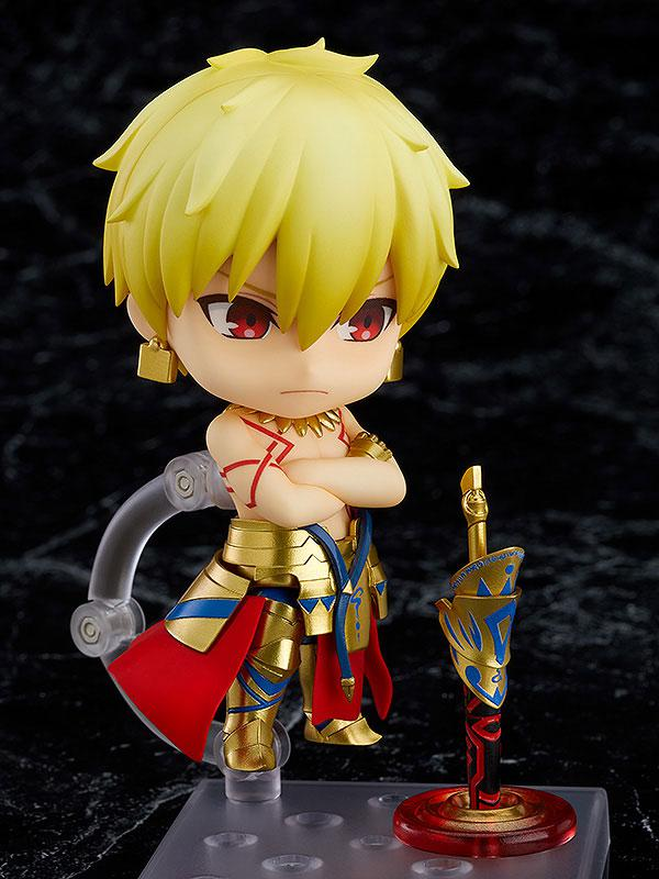 Nendoroid Fate/Grand Order Archer/Gilgamesh Third Ascension ver. 0