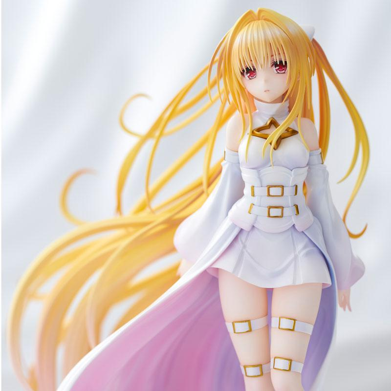 To Love-Ru Darkness Golden Darkness White Trans ver. Complete Figure 13