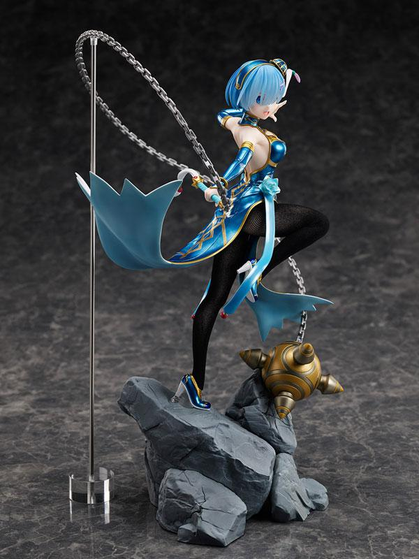Re:ZERO -Starting Life in Another World- Rem China Dress ver. 1/7 Scale Figure