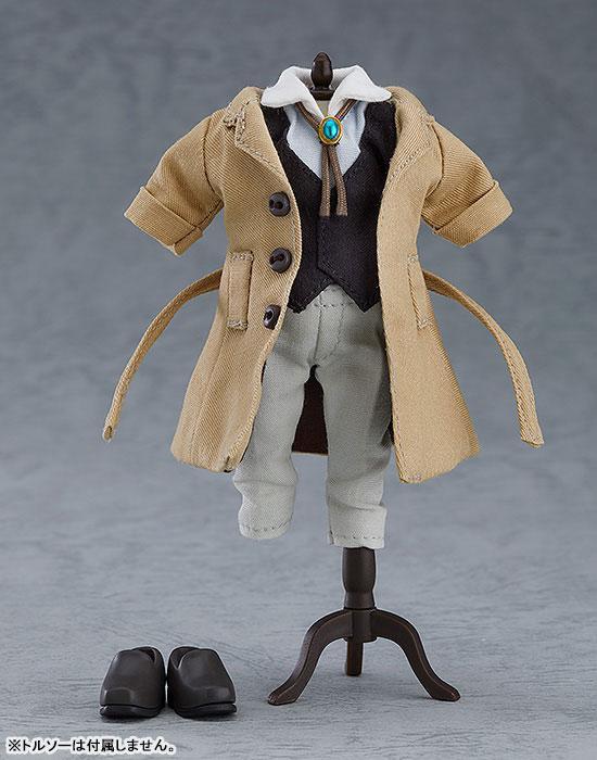 Nendoroid Doll: Outfit Set Bungo Stray Dogs Osamu Dazai product
