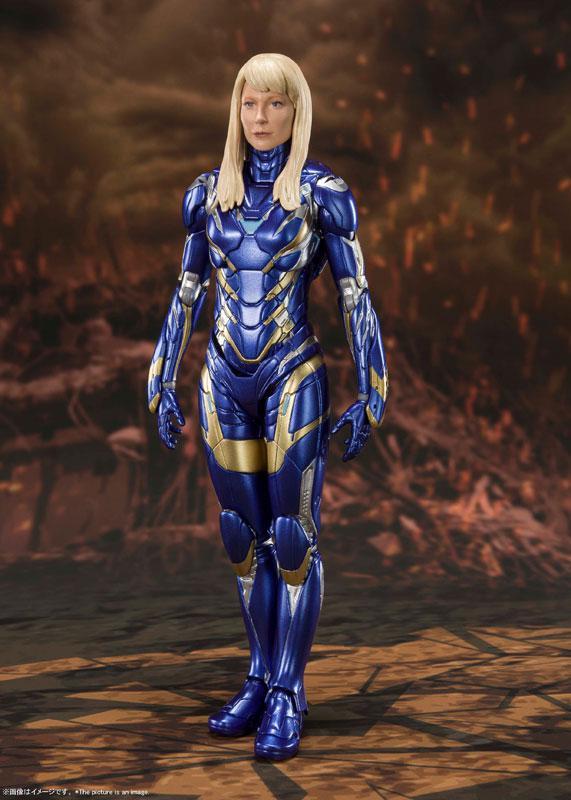 S.H.Figuarts Rescue Armor (Avengers: Endgame) 3