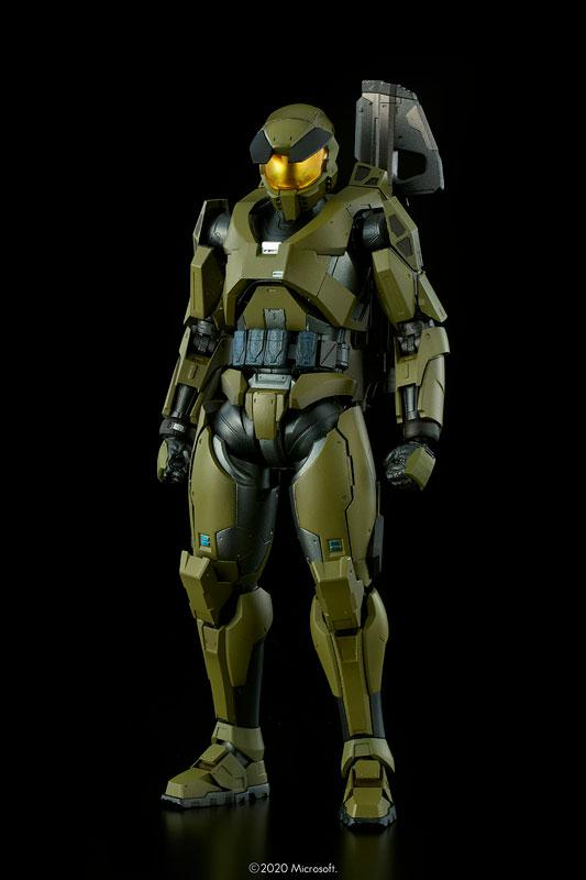 Halo 1/12 RE:EDIT Master Chief MJOLNIR Mark V Action Figure main