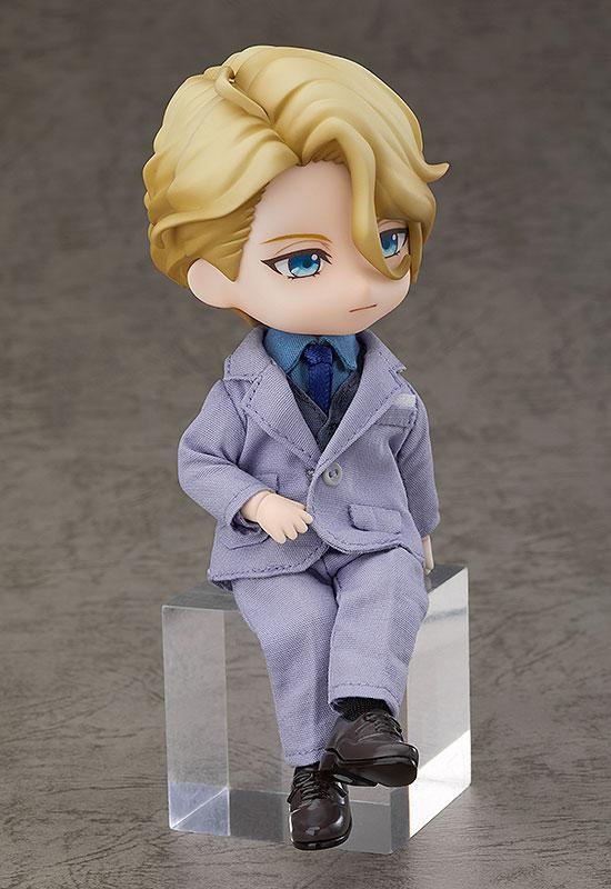 Nendoroid Doll The Case Files of Jeweler Richard: Richard Ranasinghe de Vulpian 1