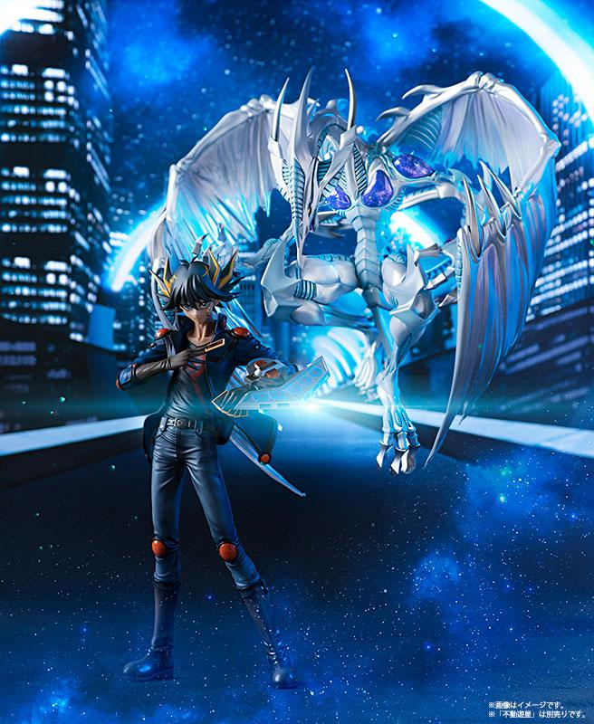 Yu-Gi-Oh! 5D's Stardust Dragon Complete Figure