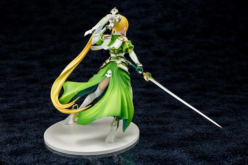 Sword Art Online Alicization [Teraria, Earth Goddess] Leafa 1/8 Complete Figure 8