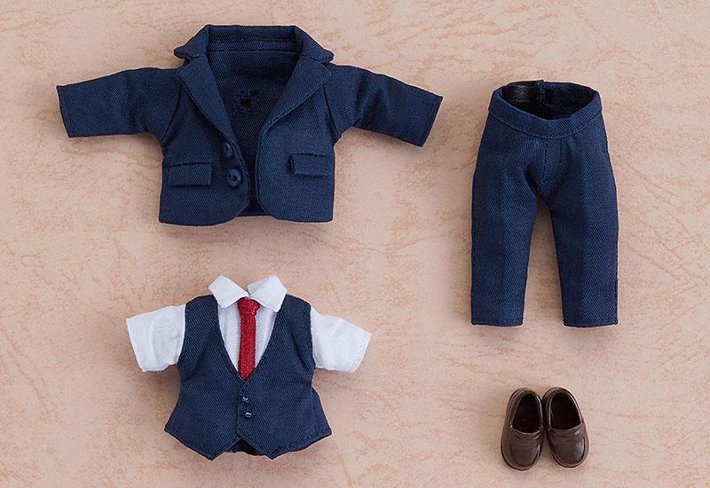 Nendoroid Doll Outfit Set (Suit: Navy) main