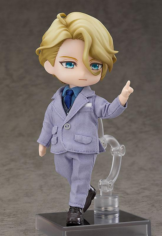 Nendoroid Doll The Case Files of Jeweler Richard: Richard Ranasinghe de Vulpian 0