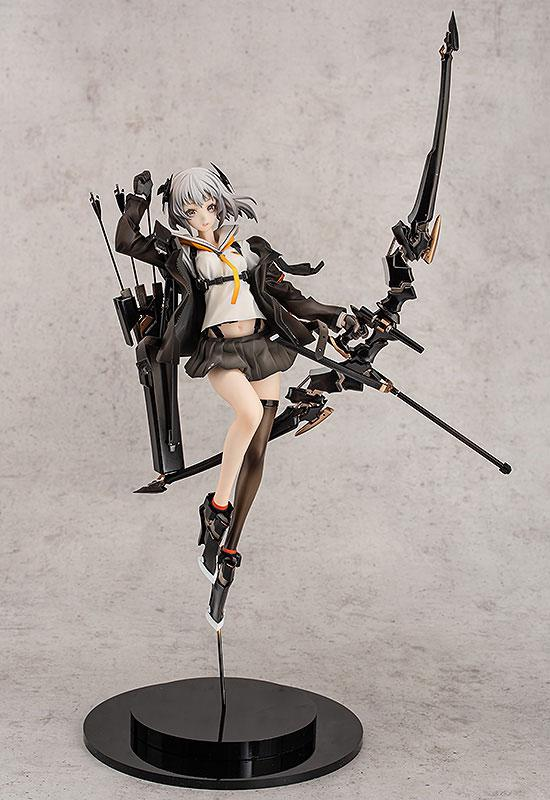 Heavily Armed High School Girls Roku 1/7 Complete Figure main