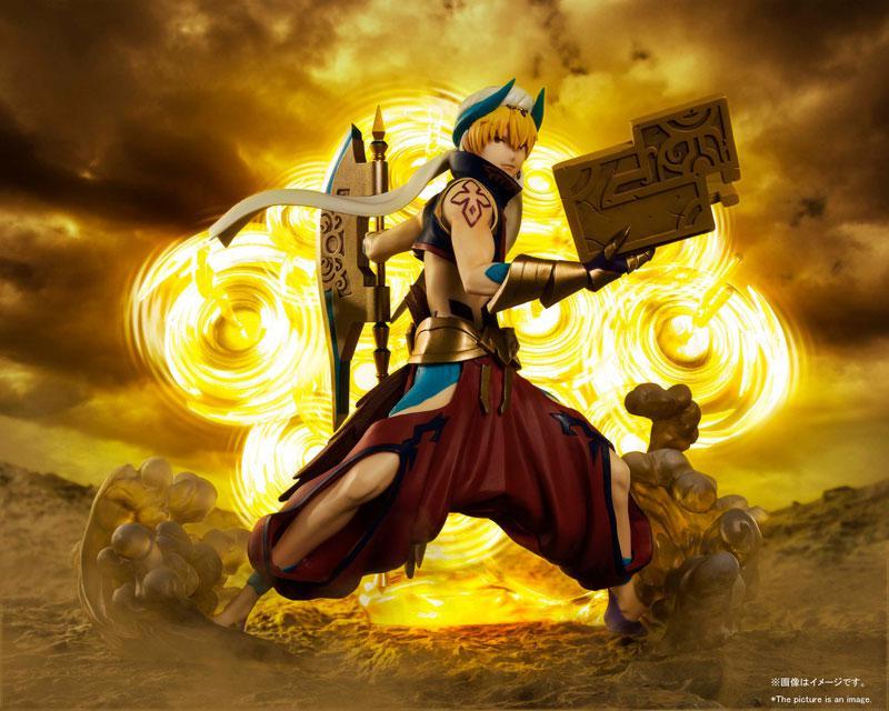 "Figuarts ZERO Gilgamesh ""Fate/Grand Order -Absolute Demonic Battlefront: Babylonia-"" 0"