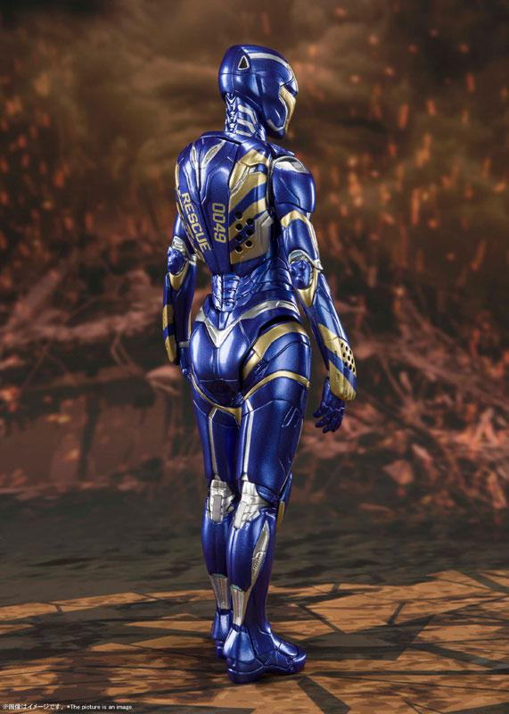 S.H.Figuarts Rescue Armor (Avengers: Endgame) 0