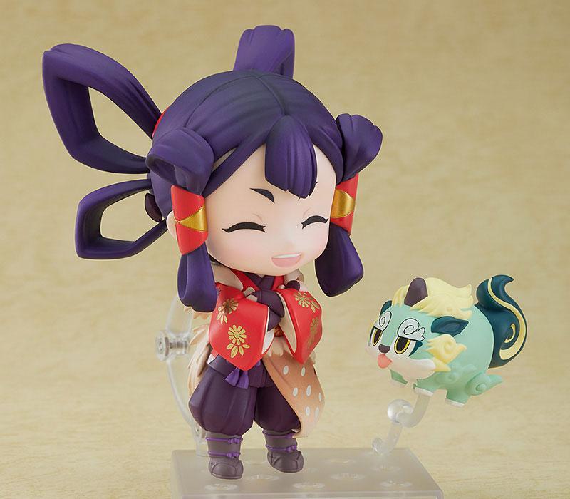 Nendoroid Sakuna: Of Rice and Ruin Princess Sakuna product