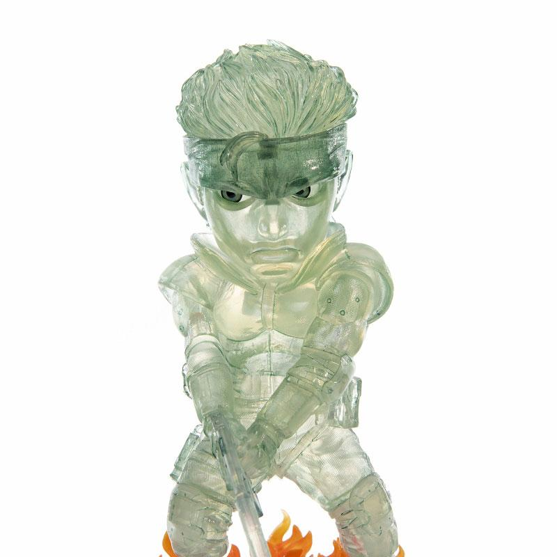 Metal Gear Solid / Solid Snake SD 8 Inch PVC Statue Stealth Camouflage ver