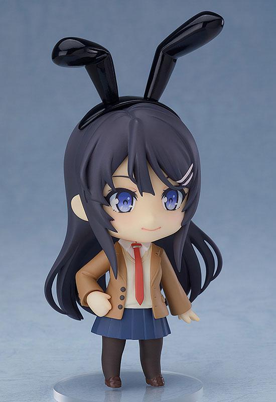 Nendoroid Seishun Buta Yarou wa Bunny Girl Senpai no Yume wo Minai Mai Sakurajima
