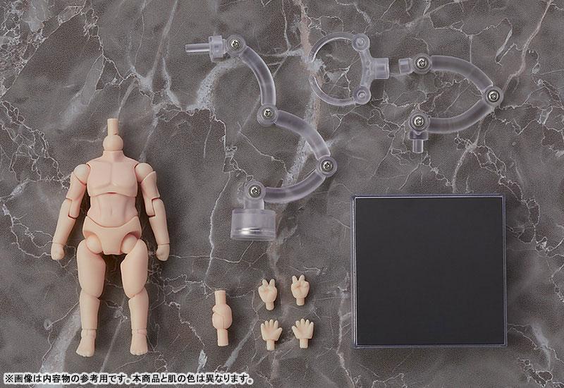 Nendoroid Doll archetype: Man (cream) 2