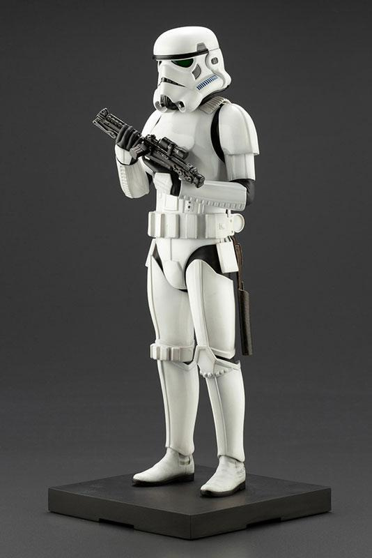 ARTFX Star Wars /A New Hope Stormtrooper A New Hope ver. 1/7 Easy Assembly Kit 0