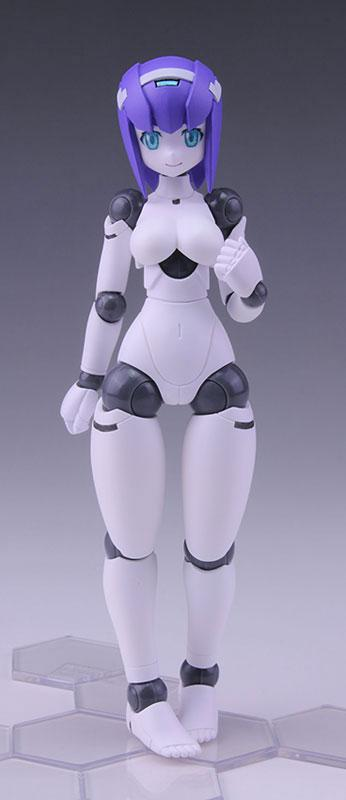 Polynian FMM Clover Update Ver. Complete Model Action Figure main