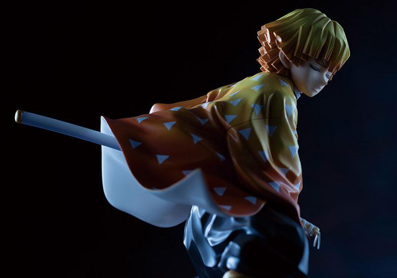 ARTFX J Kimetsu no Yaiba Zenitsu Agatsuma 1/8 Complete Figure