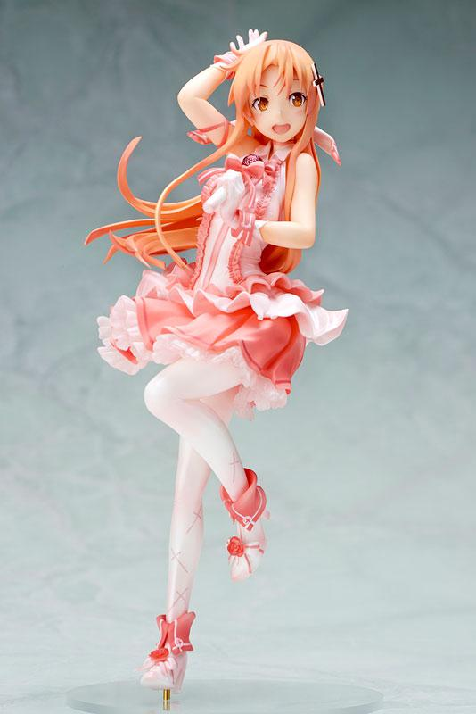 "Sword Art Online Asuna ""The Flash"" Idol in Aincrad Ver. 1/8 Complete Figure 0"