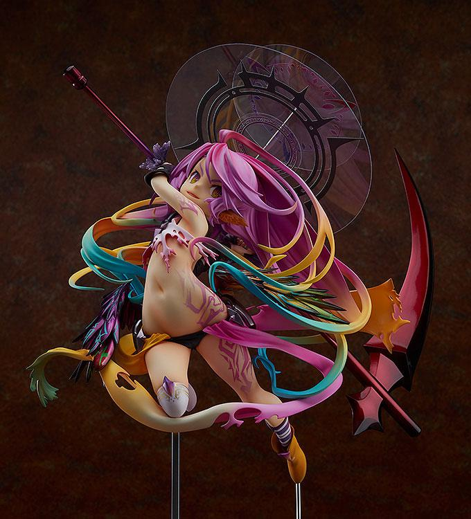 No Game No Life Zero Jibril Great War Ver. 1/8 Complete Figure