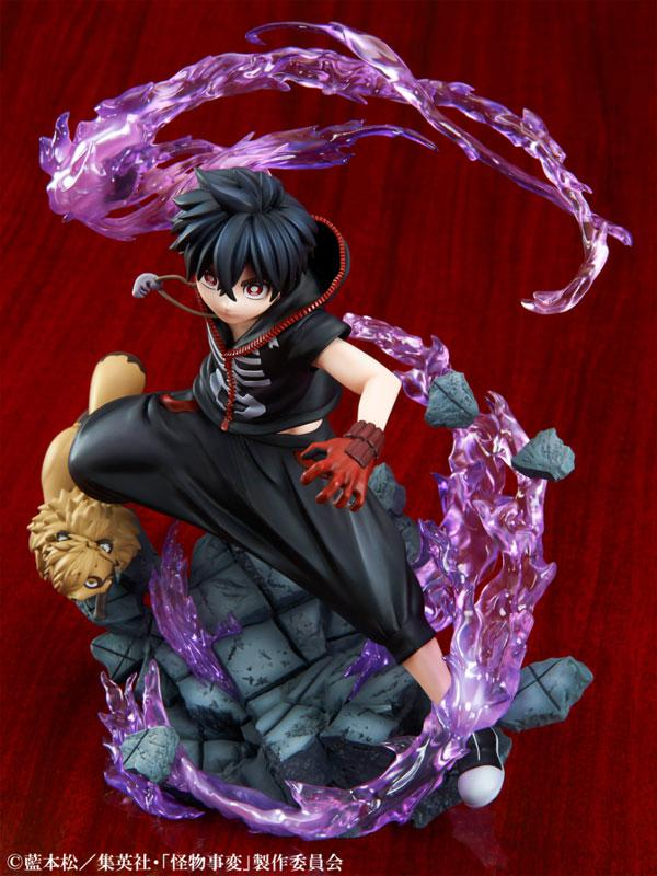 "TV Anime ""Kemono Jihen"" Kabane Kusaka 1/8 Complete Figure"