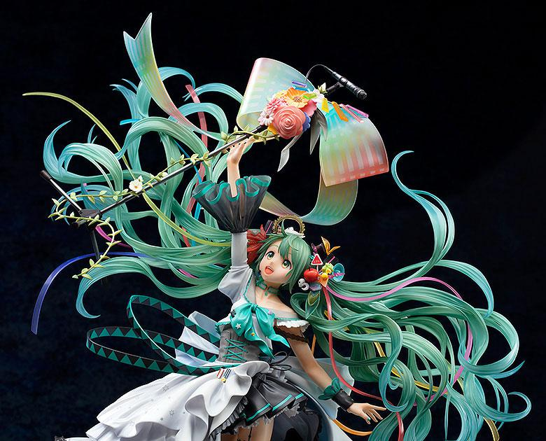Character Vocal Series 01 Hatsune Miku Memorial Dress Ver. Figure 0