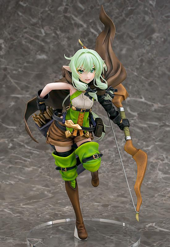 Goblin Slayer High Elf Archer 1/7 Complete Figure 0