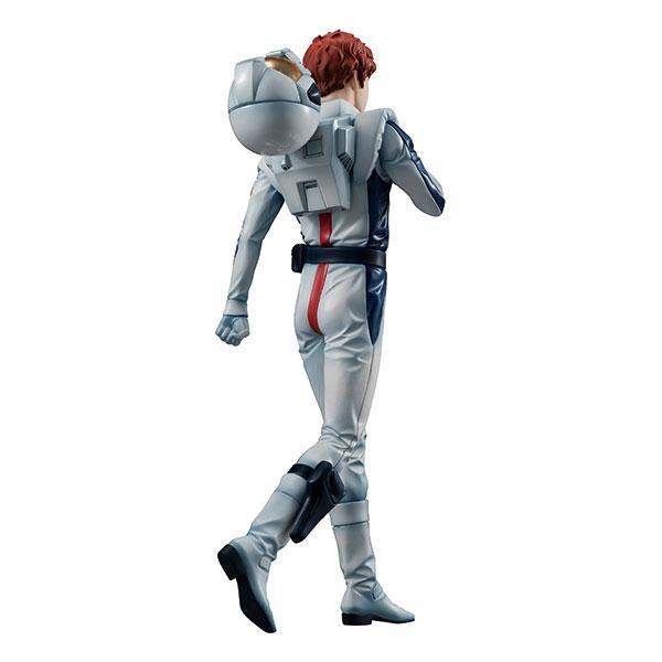 GGG (Gundam Guys Generation) Mobile Suit Gundam: Char's Counterattack Amuro Ray Complete Figure