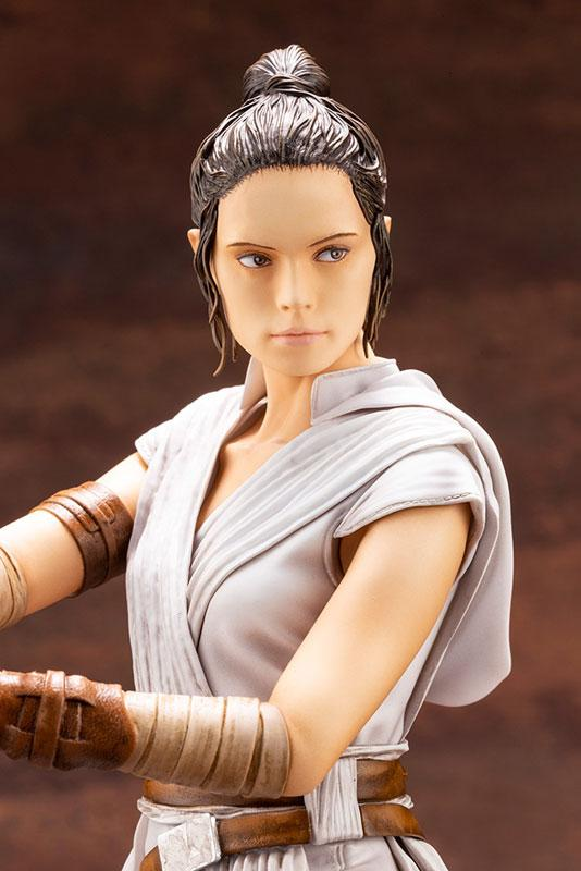 ARTFX Star Wars Rey The Rise of Skywalker Ver. 1/7 Easy Assembly Kit 8