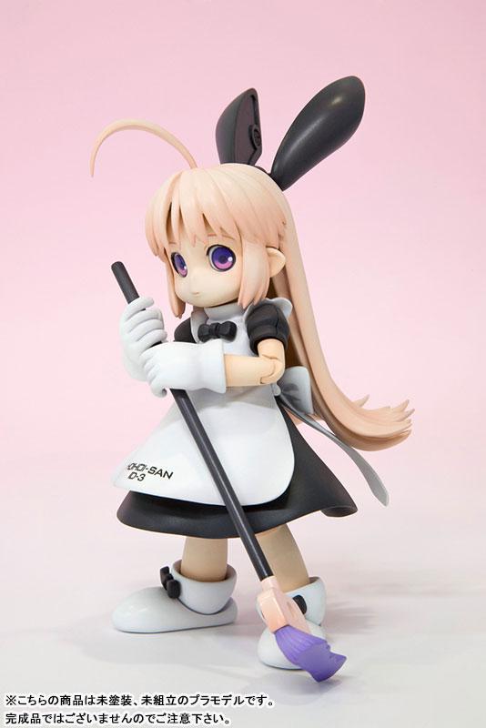 Ichigeki Sacchu!! HoiHoi-san NEW EDITION 1/1 HoiHoi-san NEW EDITION Plastic Model 1
