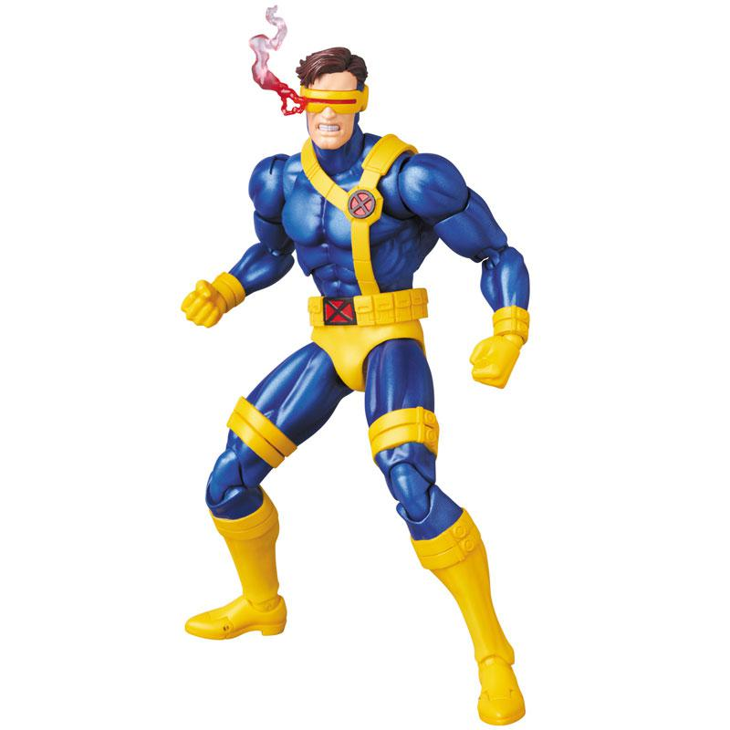 "MAFEX No.099 MAFEX CYCLOPS (COMIC Ver.) ""X-MEN"" product"