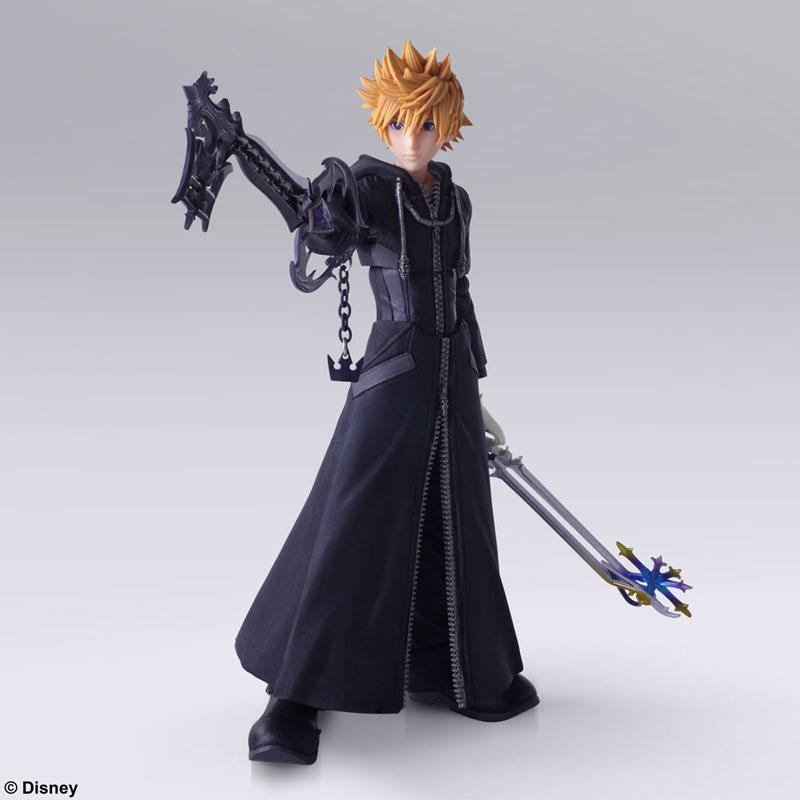 KINGDOM HEARTS III BRING ARTS Roxas Action Figure 3