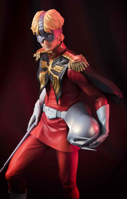 GGG (Gundam Guys Generation) Mobile Suit Gundam Char Aznable 1/8 Complete Figure 28