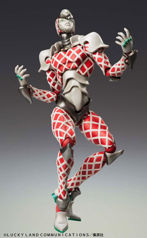"Super Action Statue JoJo's Bizarre Adventure Part.V ""K,C"""
