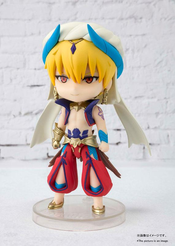 "Figuarts-mini Gilgamesh ""Fate/Grand Order -Absolute Demonic Battlefront: Babylonia-"""